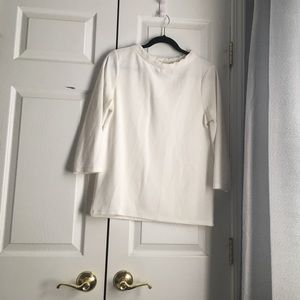 Tops - White sweater top!